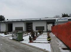 ristrutturazione del cimitero