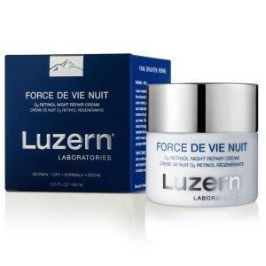Luzern Force de Vie Crème Nuit