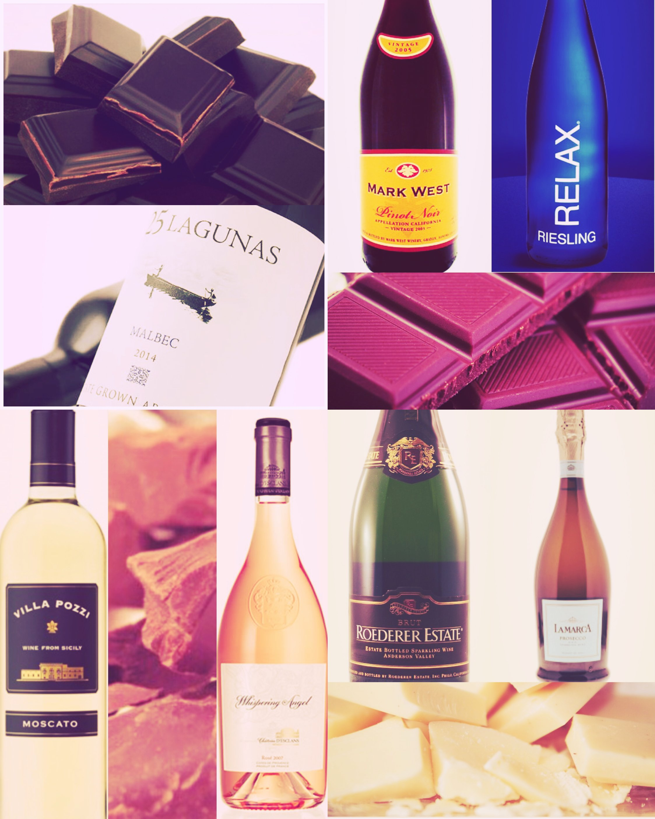 Chocolate & Wine Pairings To Live For!!