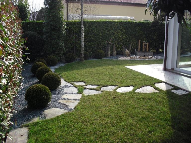 Realizzazione giardino giapponese