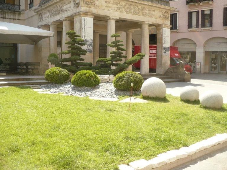 Area verde Pedrocchi