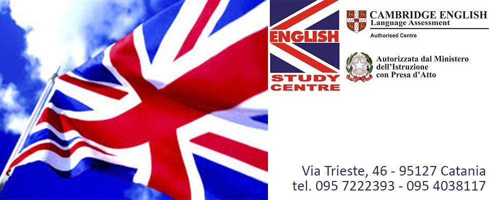 iscrizione corso inglese a catania