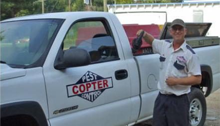 Pest inspection in Enterprise, AL