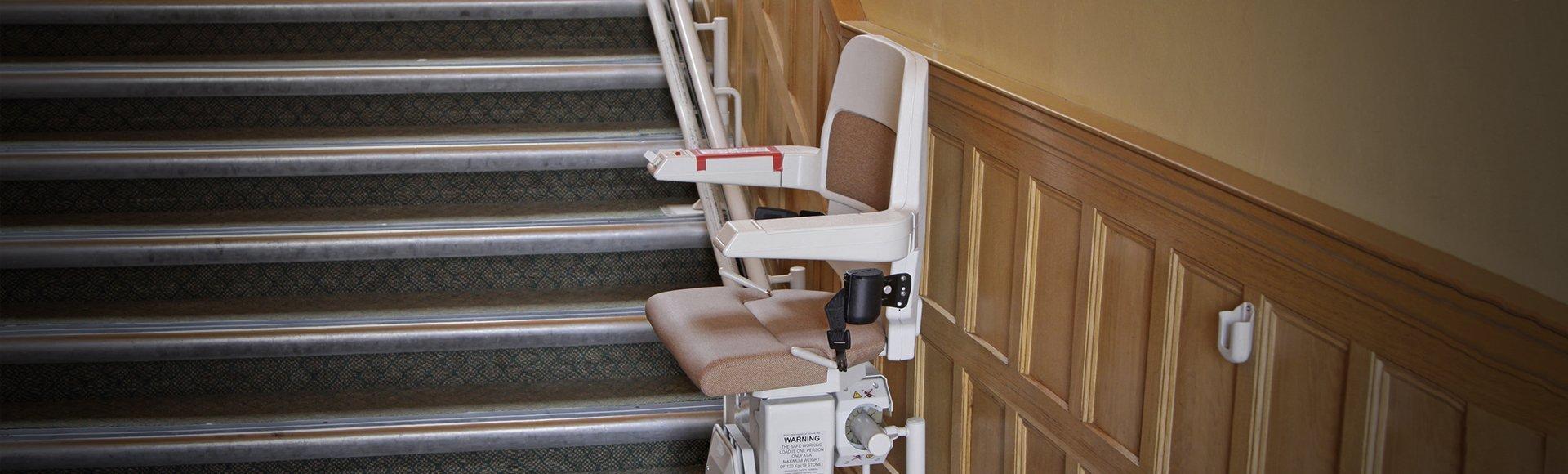 Stairlift installation