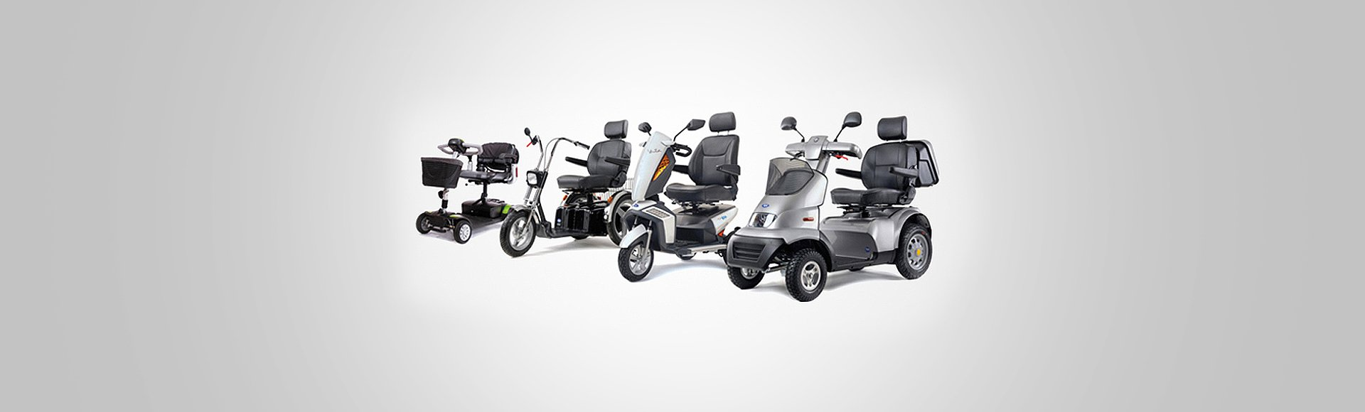 Mobility scooter rentals