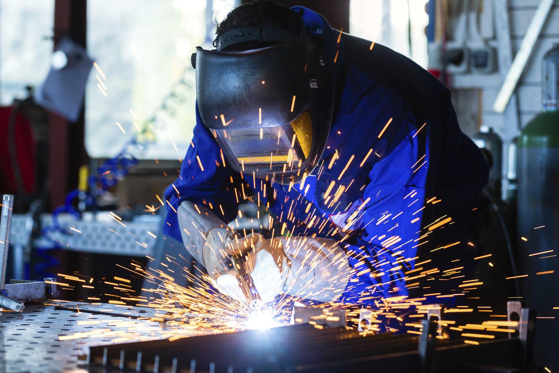 on site welding Hamburg & Buffalo, NY