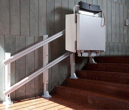 piattaforma per disabili
