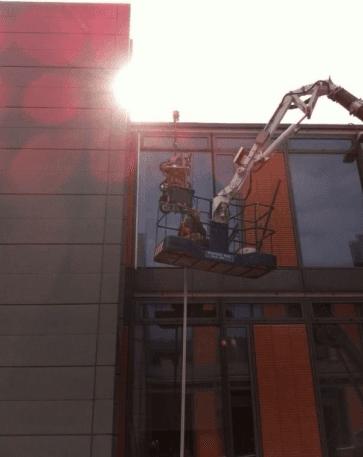 installazione vetrate soffiate