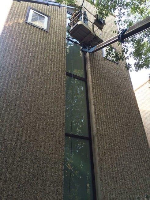 installazione vetro