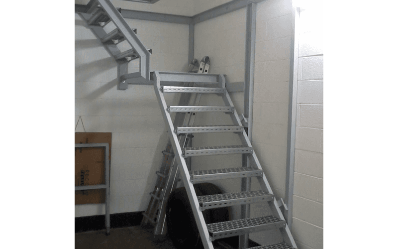 scala per scantinati