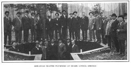 Arkansas Master Plumbers Convention