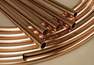 Copper Water Line