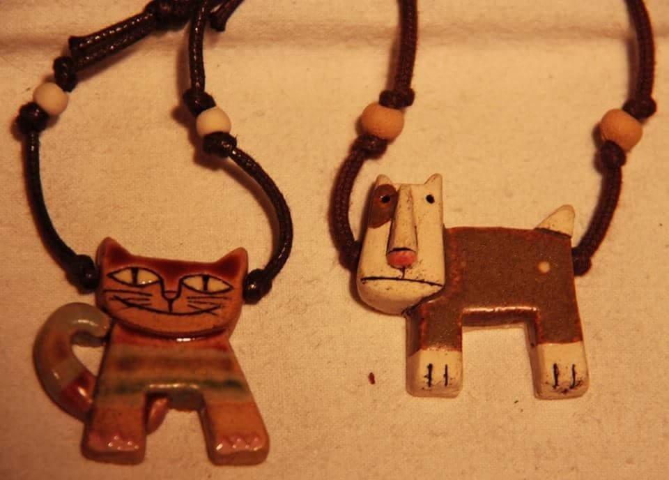 accessori in ceramica