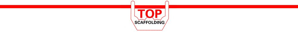 Top scaffolding