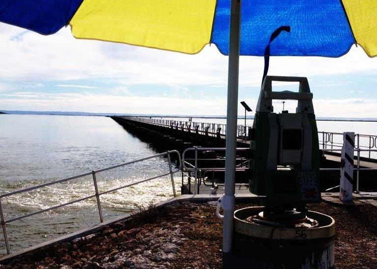 pier-sea-level