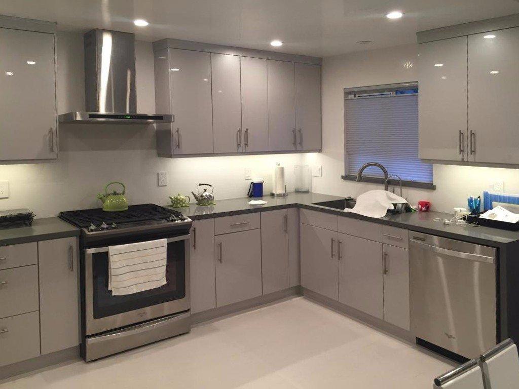 Low Maintenance Kitchen Cabinets