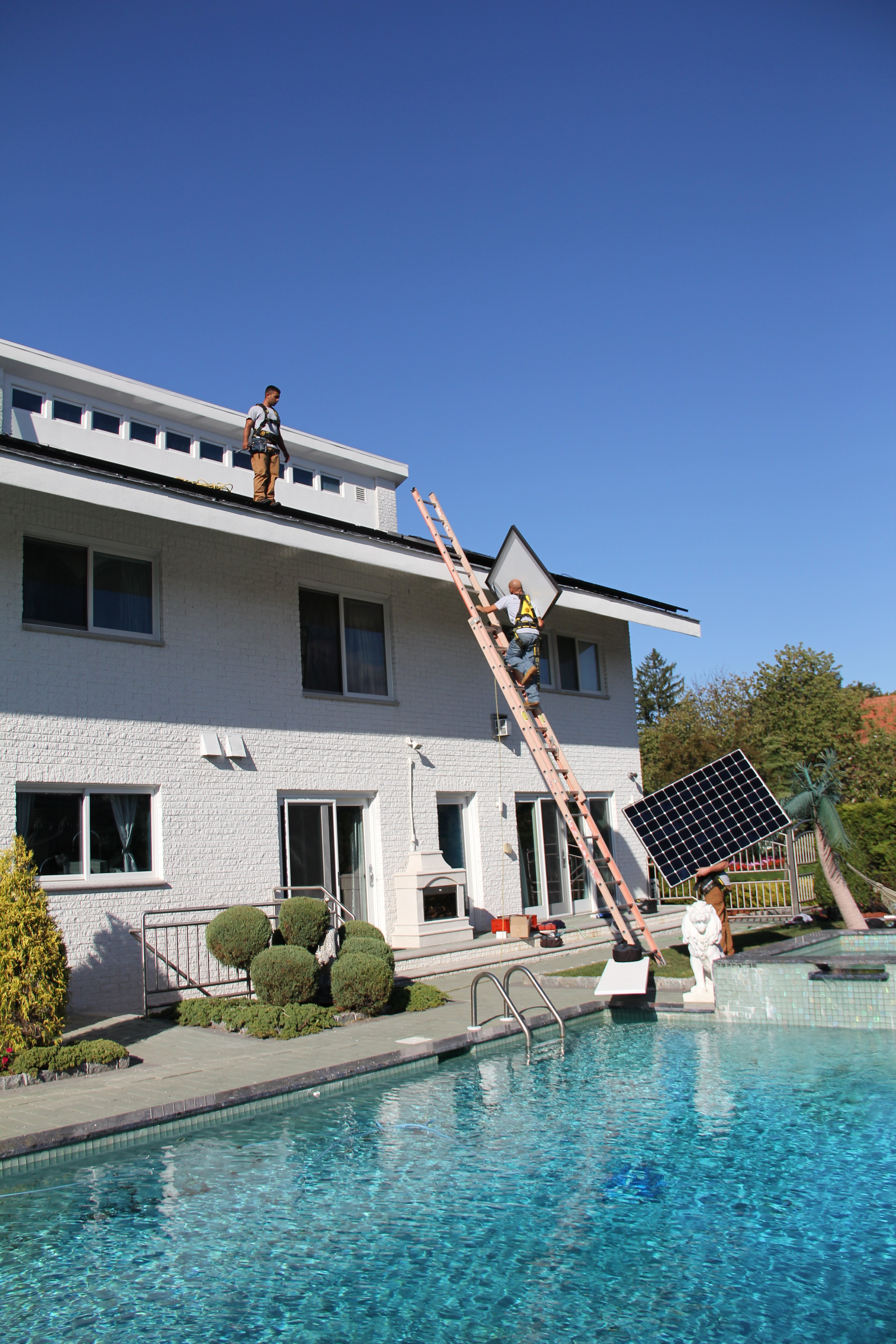 Solar Panel Installation in Little Neck