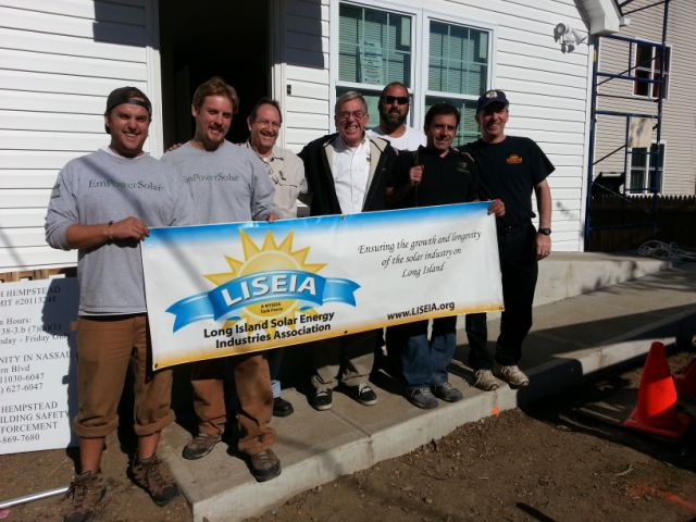 Habitat for Humanity SunPower by EmPower Solar