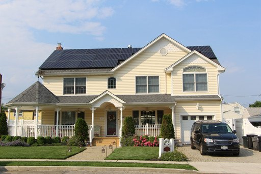 Solar Panel Installation in Bellmore