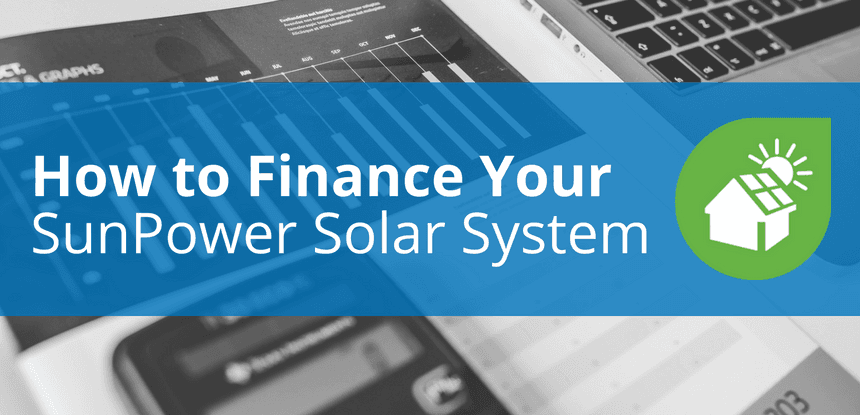 Solar loans are one of the best options for solar panel financing.