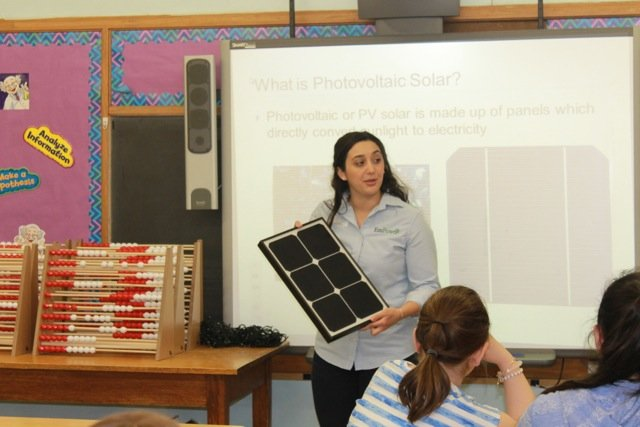 Merrick Middle School Solar Presentation SunPower by EmPower Solar
