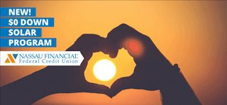 Nassau Financial Solar Loan Program with SunPower by EmPower Solar