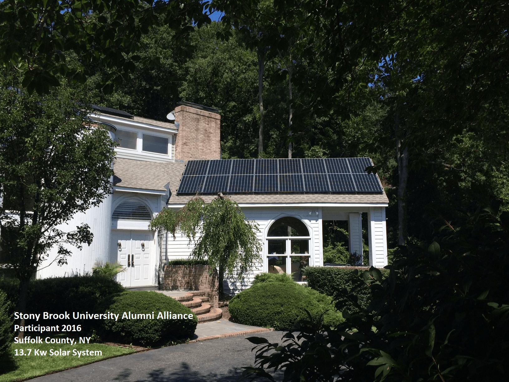 Stony brook university solar-1146