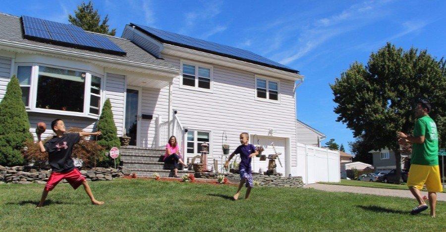 Solar Panel Installation in Long Island