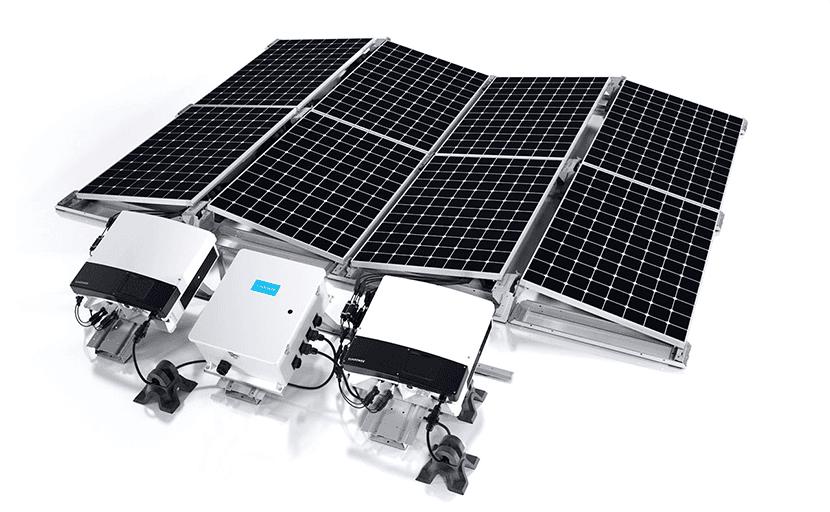SunPower Helix solar panels long island
