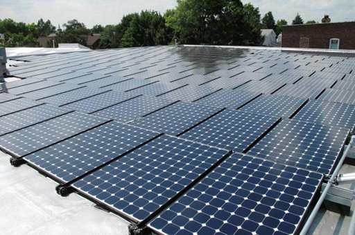 Commercial solar panels for Piece Management in NY