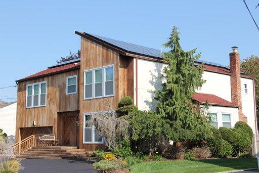 Solar Panel Installation in Merrick