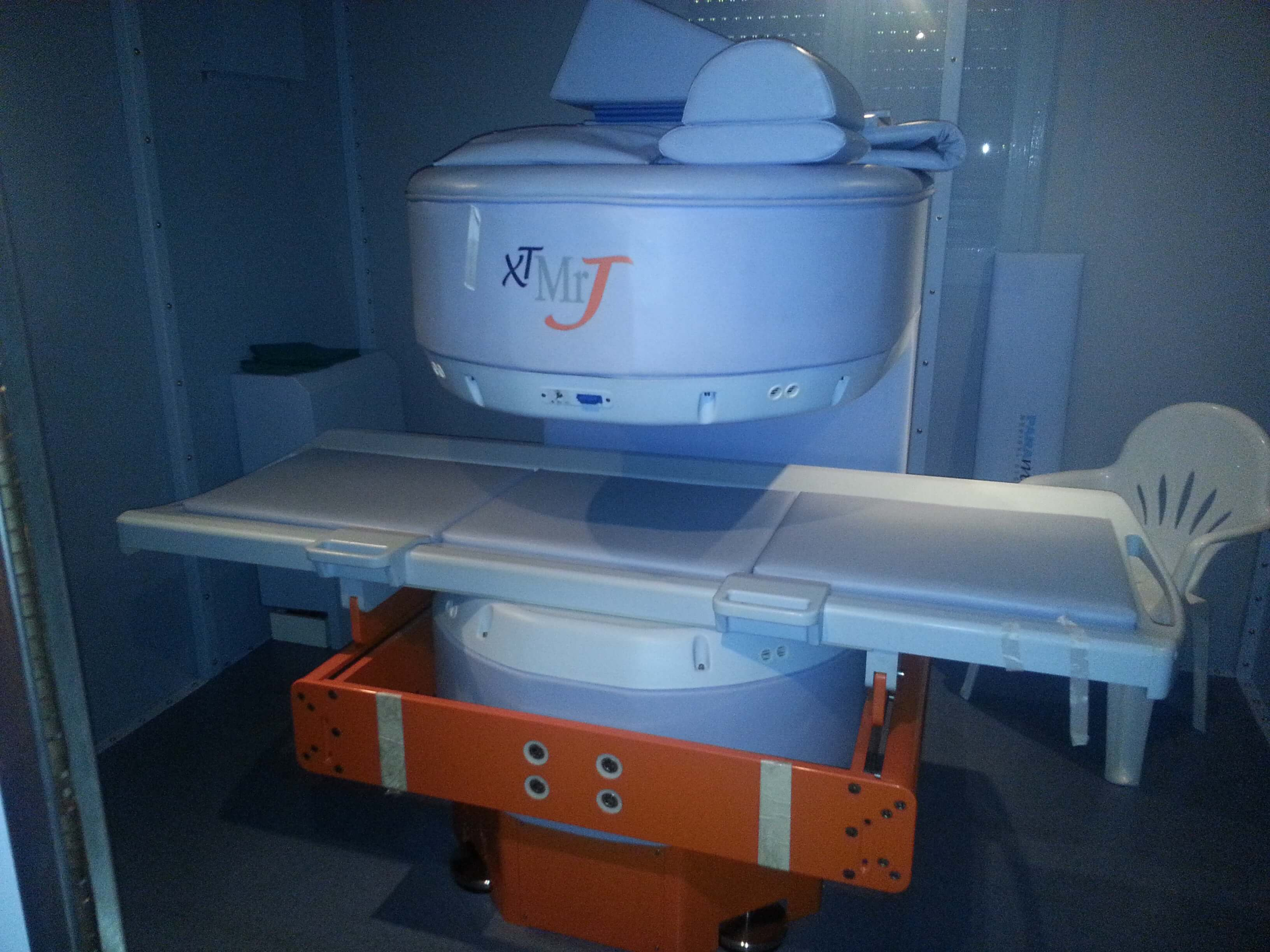 Paramed Magnetic Resonance Imaging