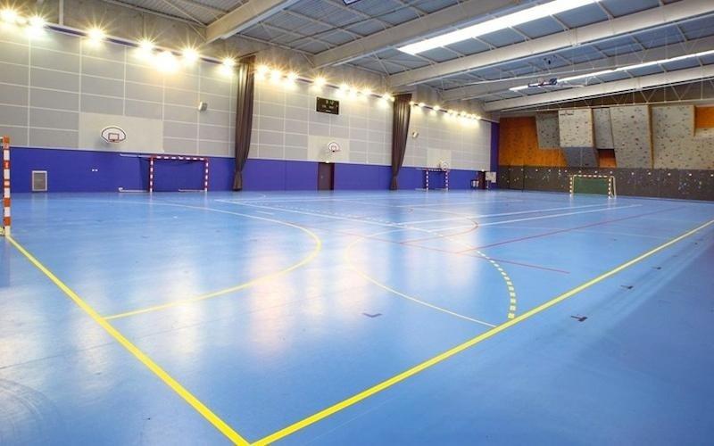 pavimenti per campi da pallavolo roma