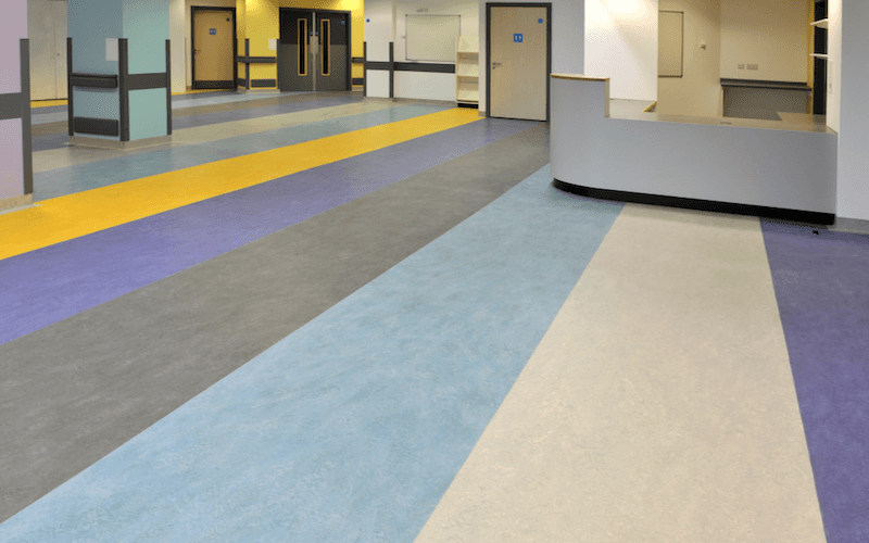 pavimenti colorati roma