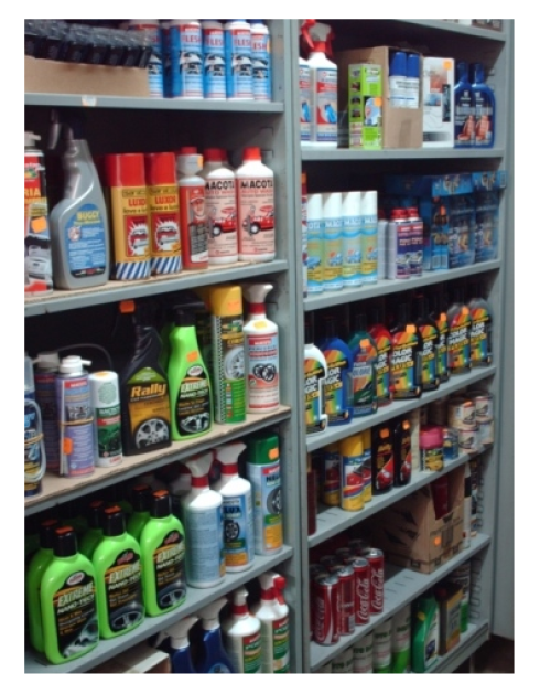 detergenti per auto