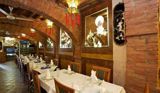 Ristorante cinese a Siena