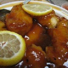 Pollo al limone Siena