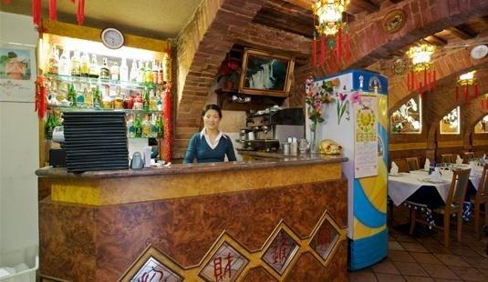 Cucina cinese a Siena
