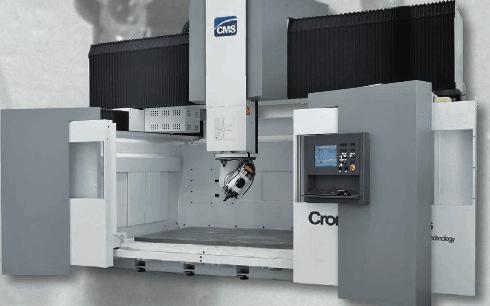 Fresatrici CNC 5 assi per stampi