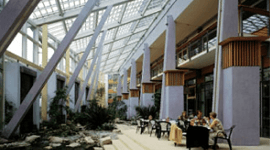 edificio a basso consumo energetico