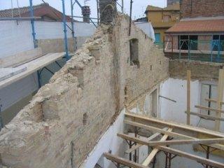 smantellamento tetti