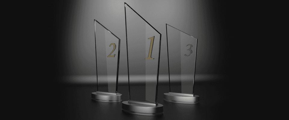 Award sales