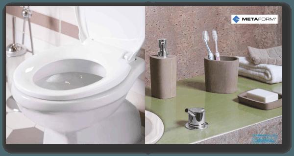 Coprivasi e accessori bagno METAFORM