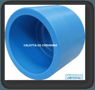 CALOTTA DI CHIUSURA