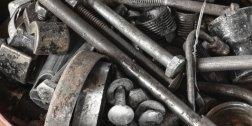 Rottami di ferro