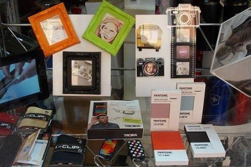 Articoli per la casa e oggettistica da regalo.