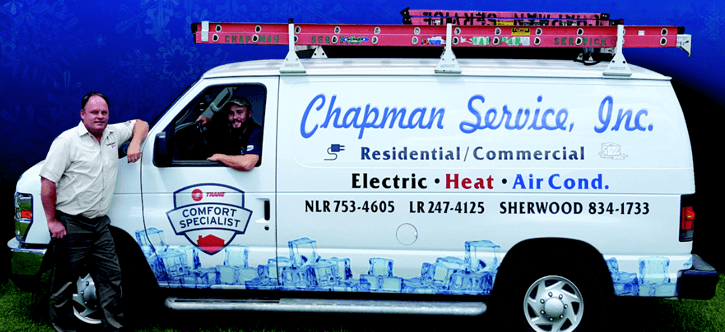 Chapman Service Inc Little Rock Arkansas