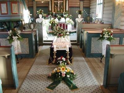 Organizzazione funerale completo