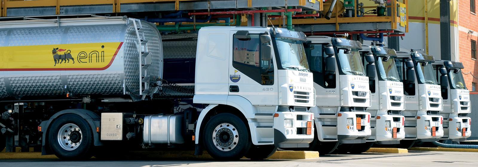autocisterne per trasporto combustibili