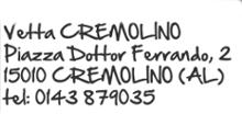 vetta Cremolino